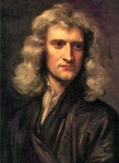 """GodfreyKneller-IsaacNewton-1689"" by Sir Godfrey Kneller - http://www.newton.cam.ac.uk/art/portrait.html. Licensed under Public domain via Wikimedia Commons - http://commons.wikimedia.org/wiki/File:GodfreyKneller-IsaacNewton-1689.jpg#mediaviewer/File:GodfreyKneller-IsaacNewton-1689.jpg"